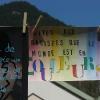 mars 2012 - Grande Lessive - 2nd option arts plastiques