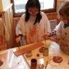 atelier céramique, école Hauteville-Gondon, mars 2012