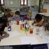 Fresque - école de Valezan - Avril 2013