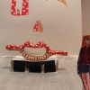 Céramique in-situ -  lycée de Moûtiers : 1ère option arts plastiques