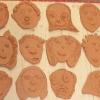 Des visages - groupe 5/7 ans