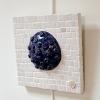 Les fruits murs - faïence et briares/bois - 20 cm - 2015