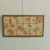 Empreintes - céramique/bois - 2013-14
