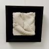 Black Box - 2014 - 16x16cm -faïence blanche et émail