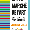 flyer-Super marché de l 'art 2014 - recto