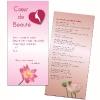 Dépliant 3 volets - Institut Coeur de Beauté - Aime