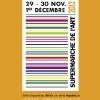 Affiche Supermarché de l'Art (A3 et Decaux) - oct. 213