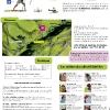 Panneau indicatif  - 80 cm H - sentier 50 ans du Parc National de la Vanoise - juin 2013