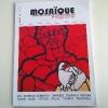 COuverture de Mosaïque Magazine n°10 - juin 2015